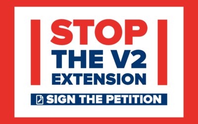 Stop the V2 extension