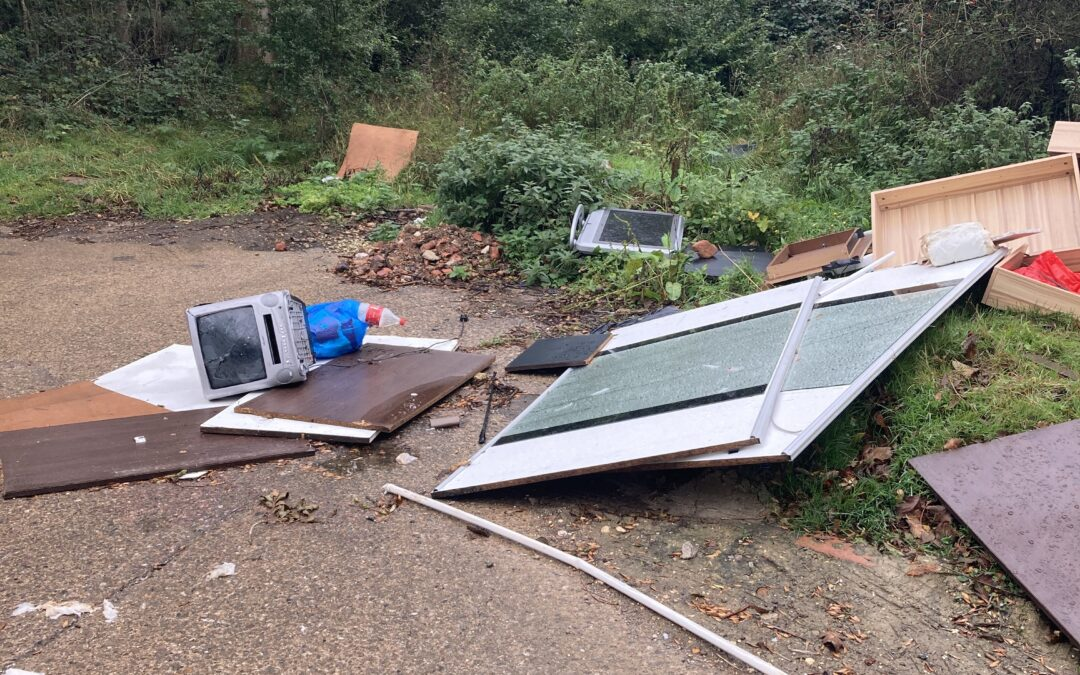This is how we can stop flytipping