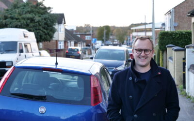 My plan for parking enforcement in Bletchley