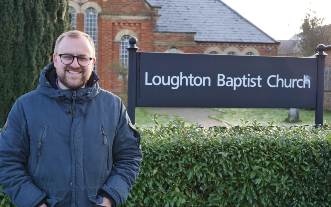 I am your candidate for Loughton and Shenley