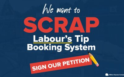 Let's scrap the tip booking-only system